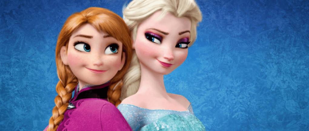 Los mejores juegos de Frozen que buscan las niñas