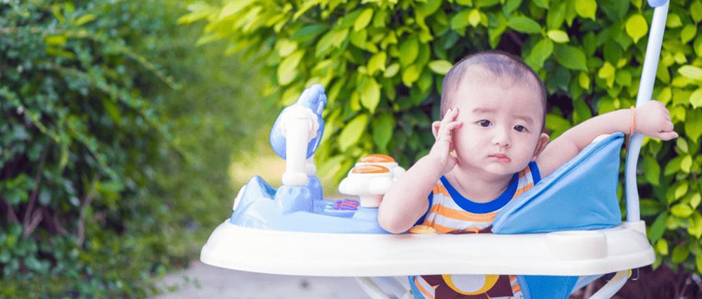 ¿Por qué es esencial comprar una andadera para bebés