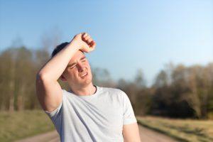 el sol y los dolores de cabeza